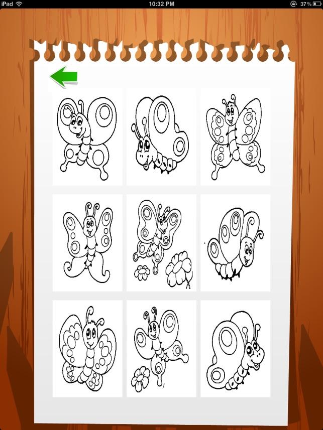Tieren Ausmalbilder im App Store