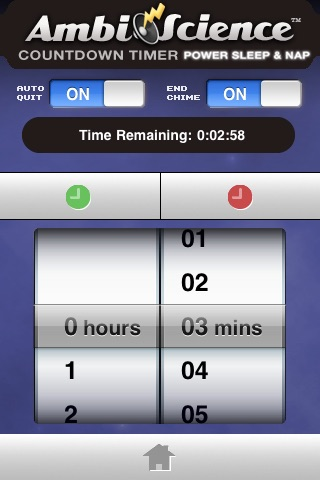Power Sleep & Nap | AmbiScience™ • Binaural & Isochronic Ambient Sleep Utility screenshot-4