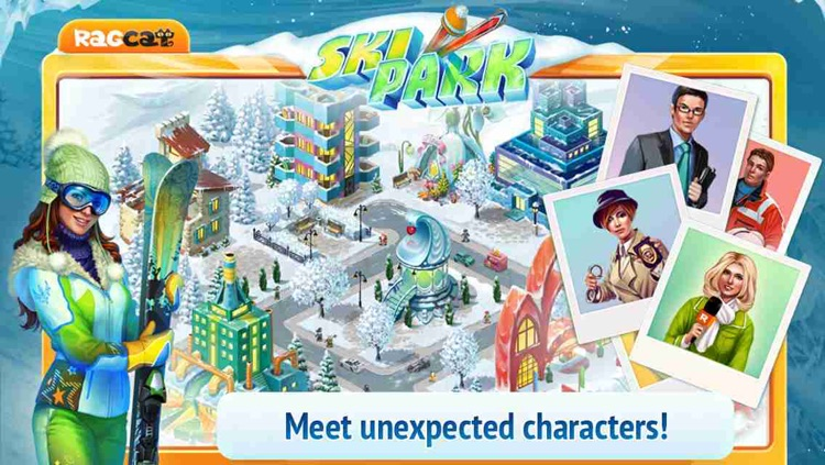 Ski Park: Build Resort and Find Objects! screenshot-3