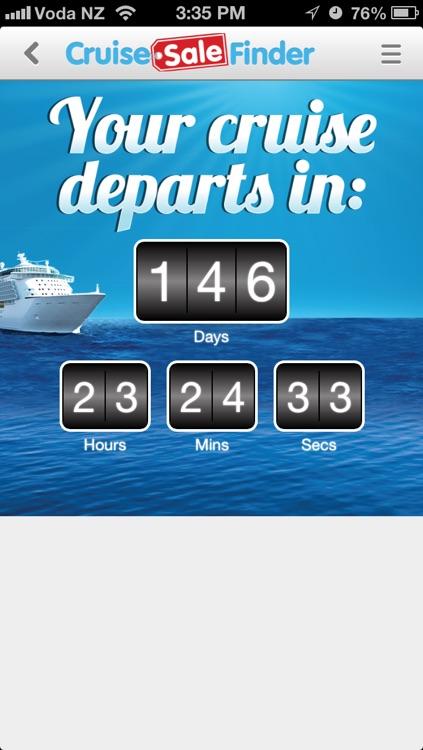 Cruise Sale Finder (NZ) screenshot-4