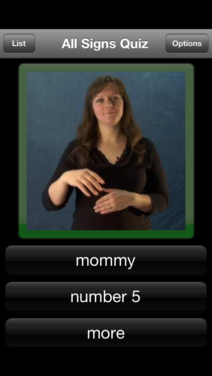 Baby Sign (ASL) Free  - American Sign Language Learning Signs for Kids screenshot-0