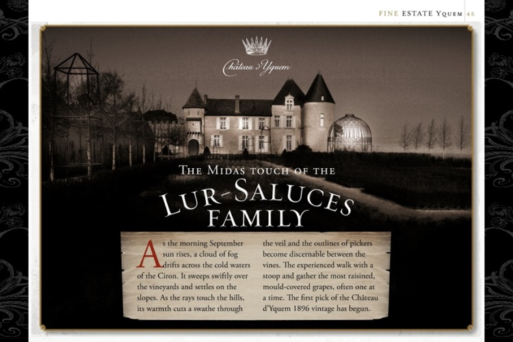FINE The Wine Magazine