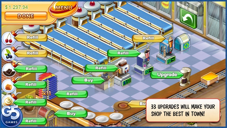 Stand O'Food® 3 screenshot-3