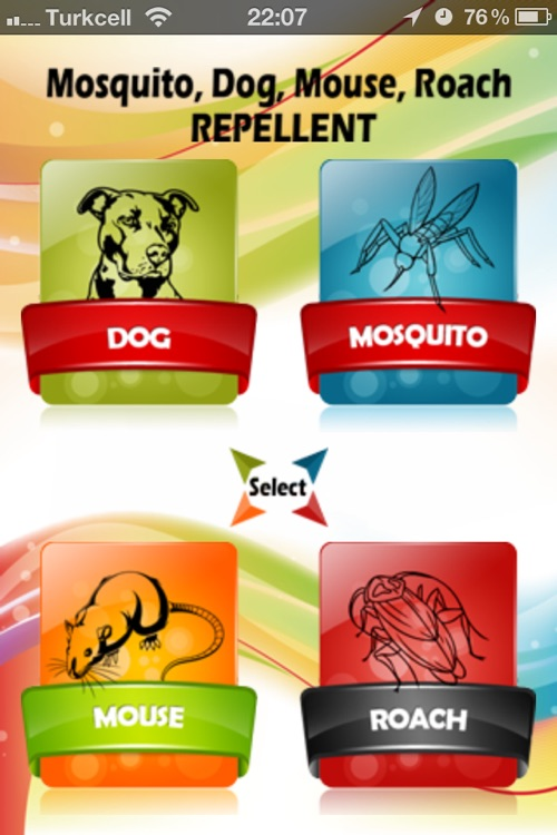 Mosquito Dog Mouse Roach REPELLENT screenshot-0