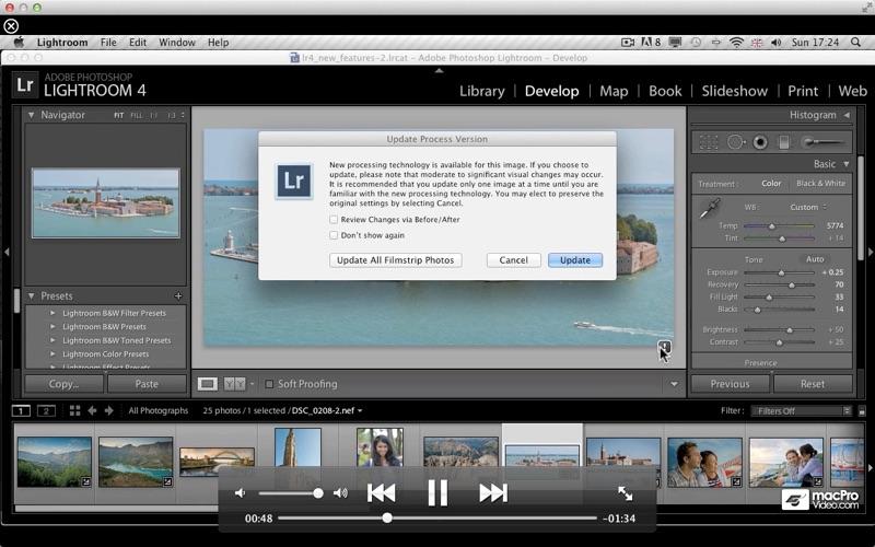 AV For Lightroom CS6 скриншот программы 3