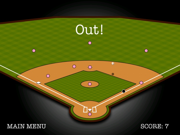 KidPro Baseball HD screenshot-3