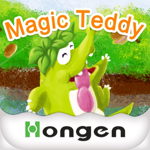 Magic Teddy English for Kids -- Dinner Is Gone