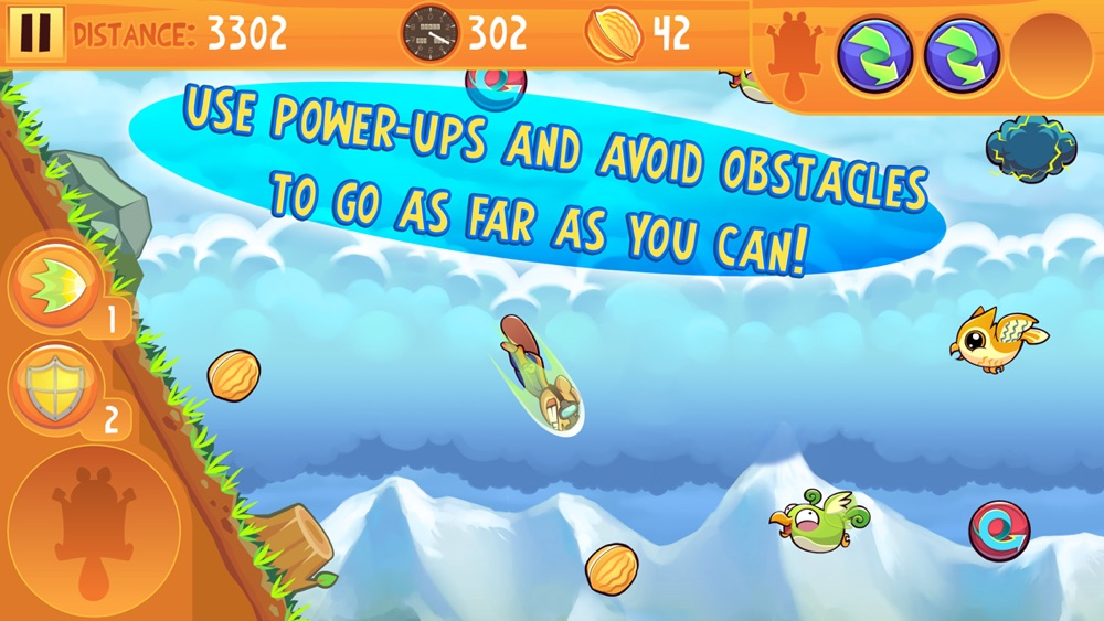 Kew Kew - The Crazy & Nuts Flying Squirrel Game hack tool