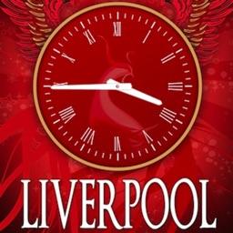 Liverpool alarm clock-The Reds