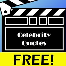 Celebrity Quotes (Free!)