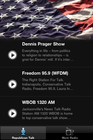 Republican News Radio FM - News From the Right