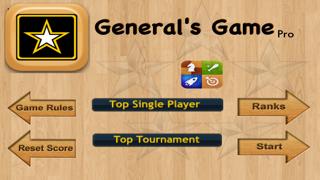 General's Game Pro screenshot1