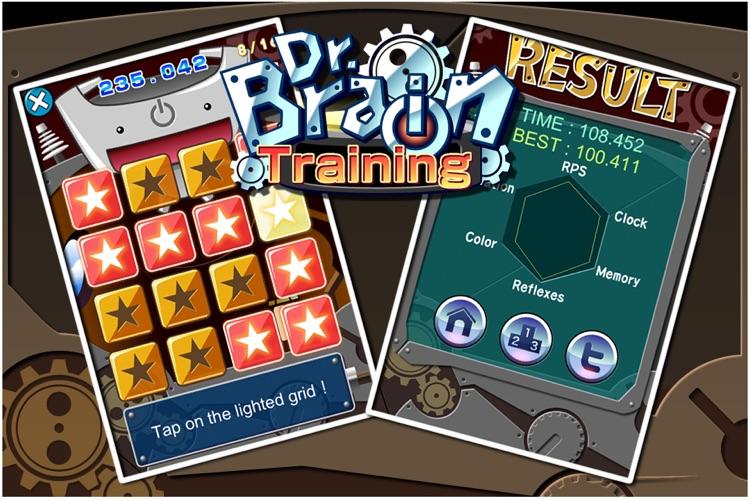 Dr. Brain Training! screenshot-3