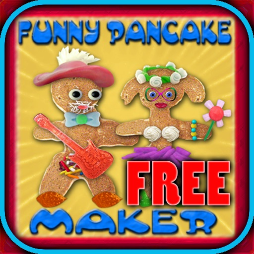 Free Funny Pancake Maker