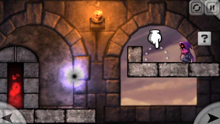 Magic Portals Free screenshot-0