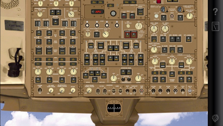 Aerosim Checkride B747 screenshot-3