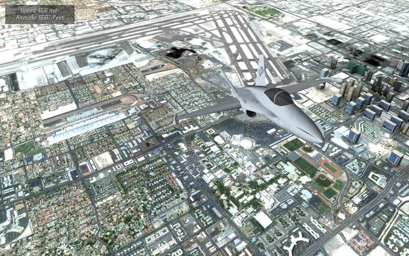 Screenshot #4 for Flight Unlimited Las Vegas