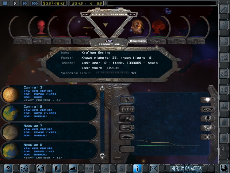 Imperium Galactica 2 screenshot-3