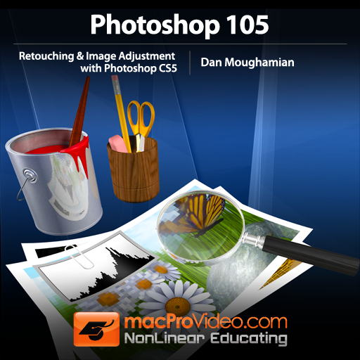 Course For Photoshop CS5 - Retouching