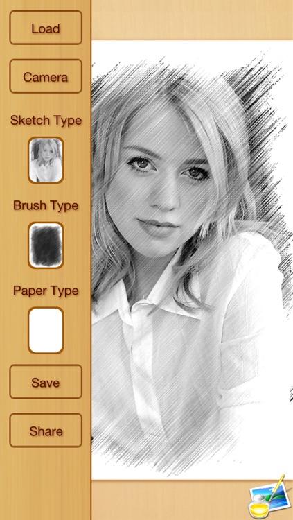 Artist's Sketch - Free screenshot-3