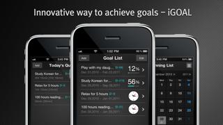 時間による目標管理 - iCloud Sync ScreenShot0
