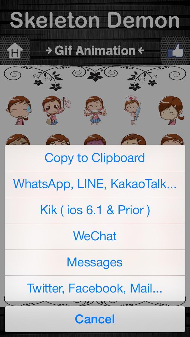 Emoji 3 Emoticons for LINE, Kik, WeChat, Twitter, BBM, Zoosk & Facebook Messenger - Free Emoji Keyboard with Pop Emojis & Emoticon icons Animation Emoji - Lite Version-1