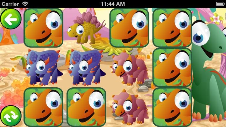 Dinosaur Land Play Set for Children screenshot-3