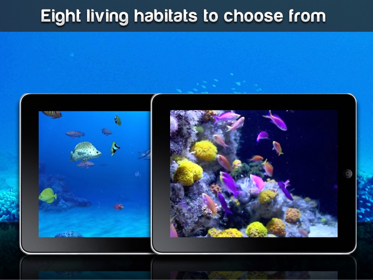 Aquarium HD screenshot-1