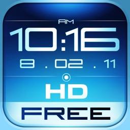 Everclock HD Free :: Alarm Clock
