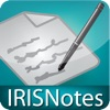 IRISNotes HD - iPadアプリ