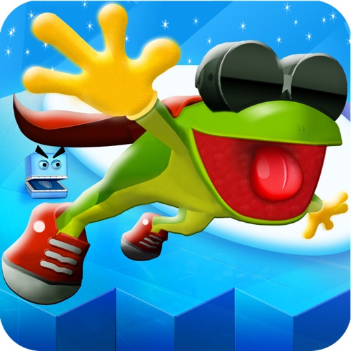 Frog on Ice Review