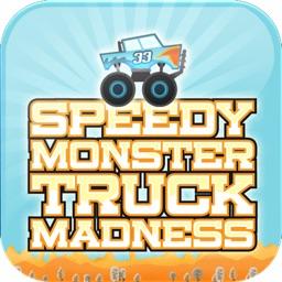 Speedy Monster Truck Madness Lite