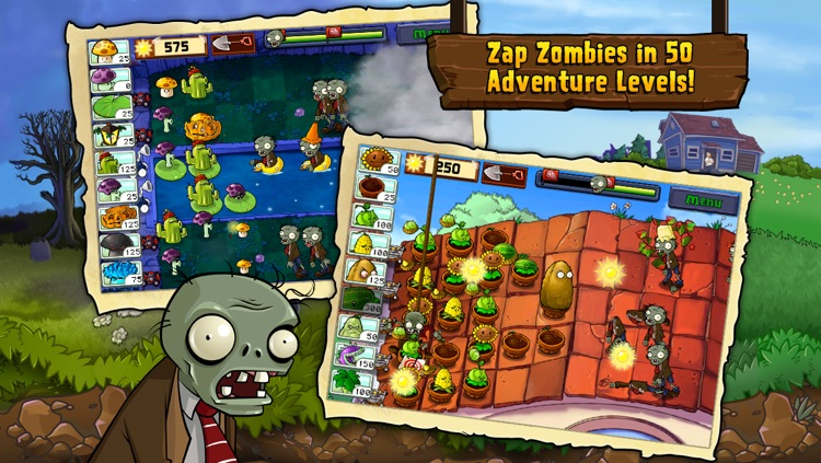 Plants vs. Zombies screenshot-1