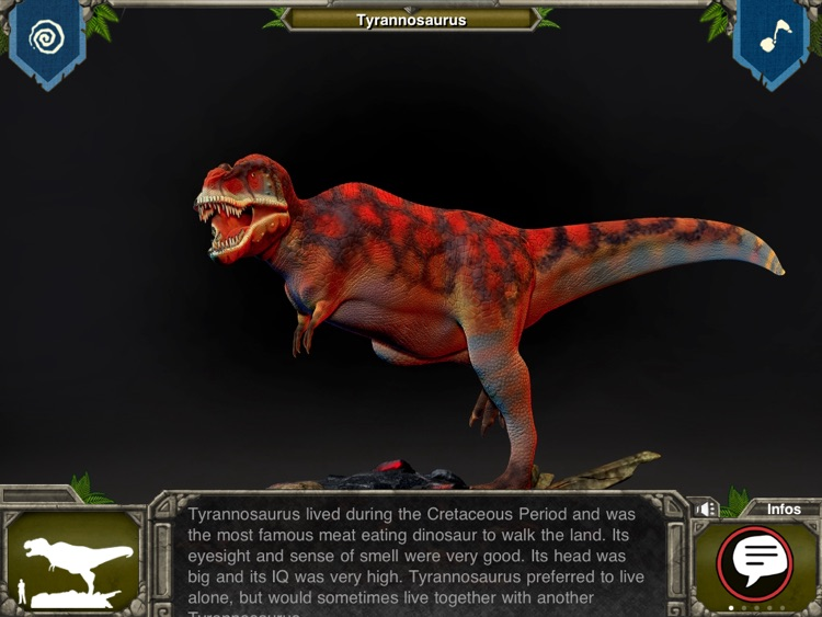 Dinosaurs -by Rye Studio™ screenshot-3