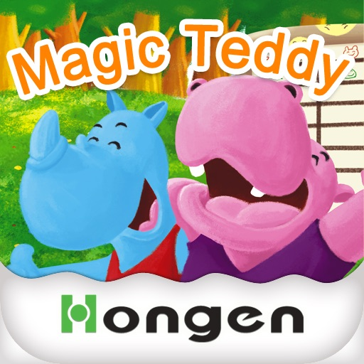 Magic Teddy English for Kids - We Are Happy!