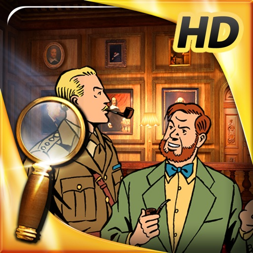 Blake and Mortimer - The Curse of the Thirty Denarii - HD icon