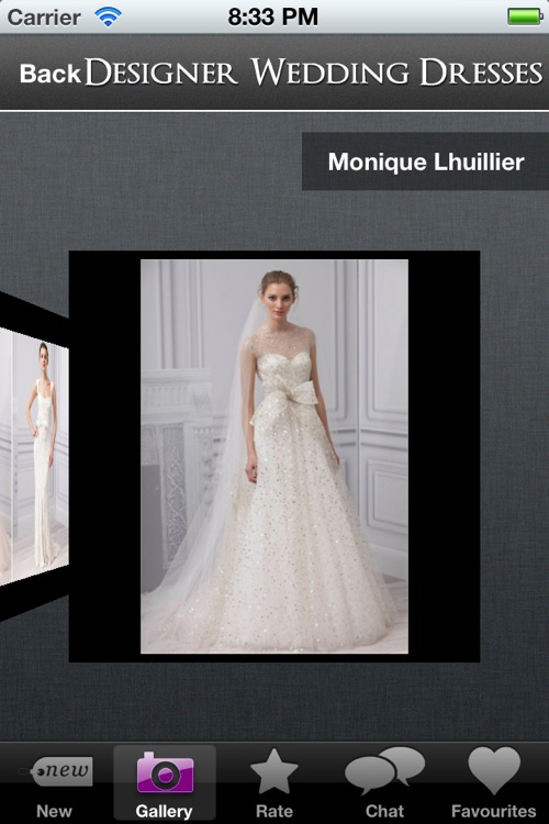 Designer Wedding Dresses screenshot-3