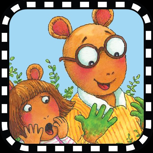 Arthur Turns Green - by Marc Brown