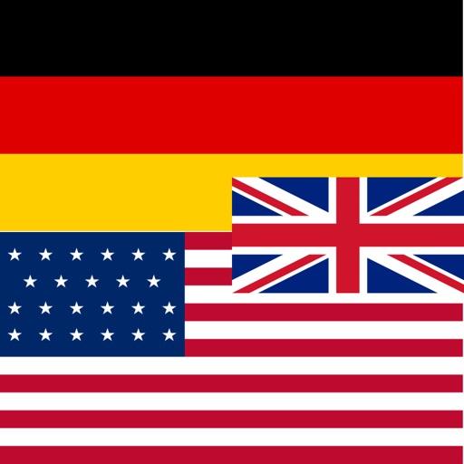 English - German - English dictionary