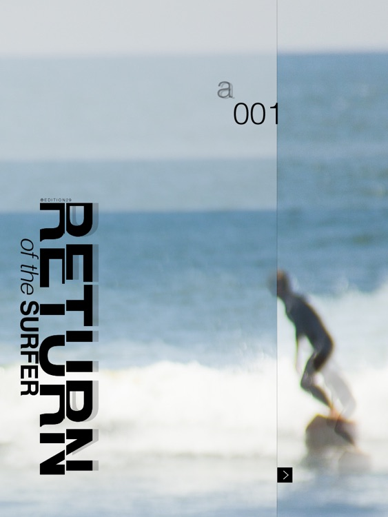 EDITION29 RETURN OF THE SURFER