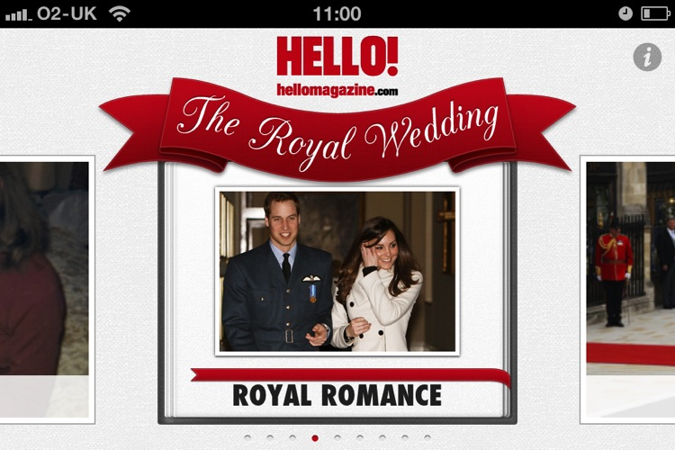 The Royal Wedding by Hello! - Souvenir Edition