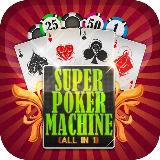 Super Poker Machine - Las Vegas