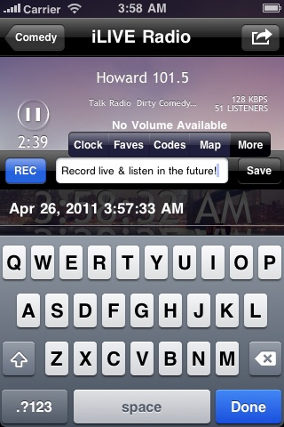 iLIVE Radio (Music & News Stations) screenshot-4