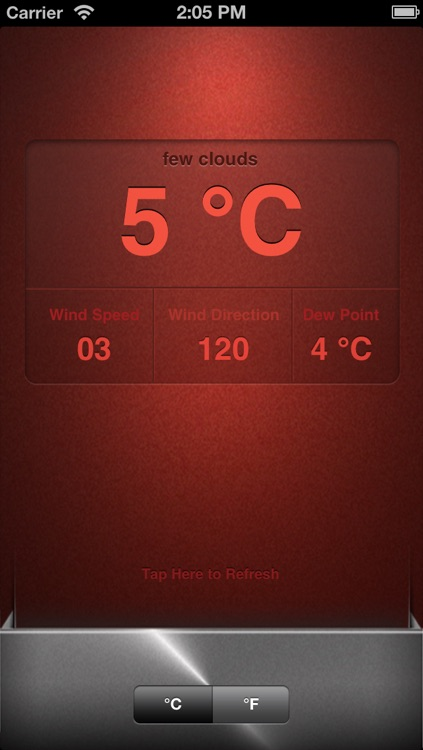 Air Thermometer - Turn your Phone into a thermometer
