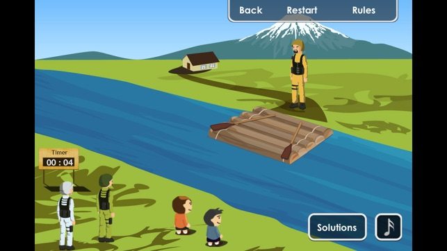 The River Tests On The App Store - River game