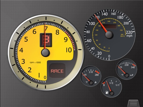 iHUD for rFactor & rFactor 2  Customize your Dashboard! - AppRecs