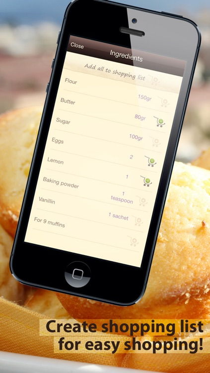 CookWizMe: cooking is easy with step-by-step photo recipes! screenshot-4