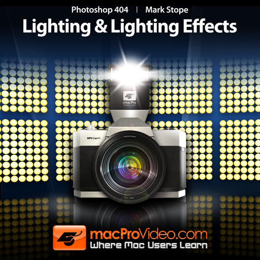 Course For Photoshop CS5 404 - Lighting & Light Effects