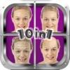 10-in-1  フォト マシーン Lite (FotoBooth 10-in-1!) - iPadアプリ
