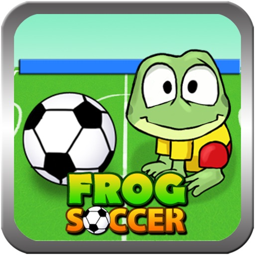 Frog Soccer Lite icon